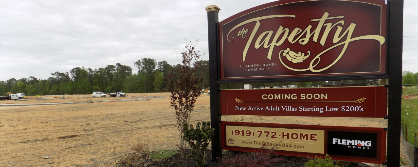 The Tapestry - 55+ Active Adult Community, Garner NC