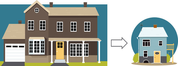 Homeowner Downsizing Tips for Empty Nesters